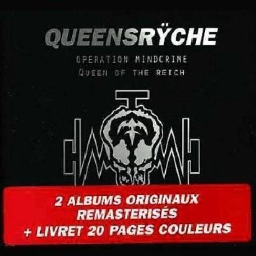 Queensryche : Operation: Mindcrime/Queen of the Reich ...