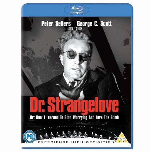 Peter Sellers As Dr Strangelove In Dr Strangelove Or: Dr. Strangelove Or: How I Learned To Stop Worrying And