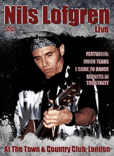 nils lofgren live at the town country club london dvd ebay. Black Bedroom Furniture Sets. Home Design Ideas