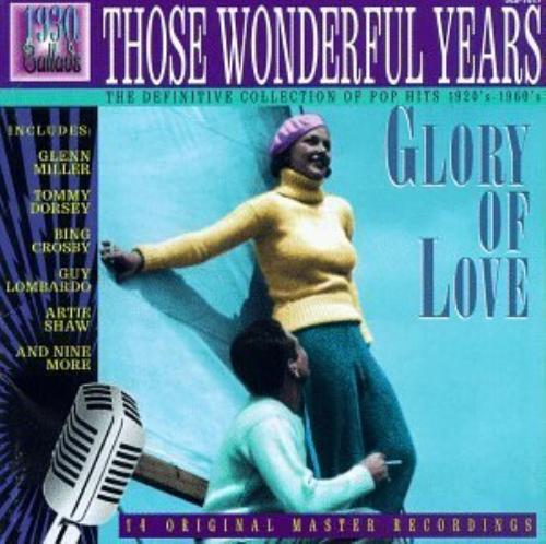 Various - Those Wonderful Years